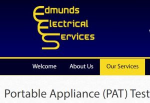 Edmunds Electrical service Dewsbury