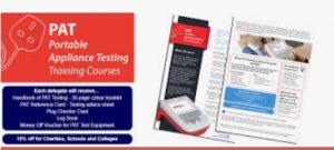 PAT Testing Training course