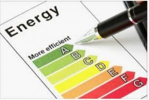 Category of Energy efficiency