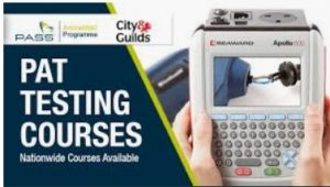 Training course for pat testing