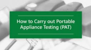 procedure for PAT Testing services