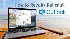 Repair or Reinstall Outlook