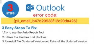 methods to fix errors