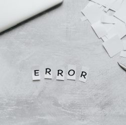 MS Office Outlook error