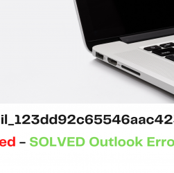 [pii_email_123dd92c65546aac4234] Error Fixed - SOLVED Outlook Error