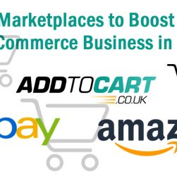 top marketplaces to boost your ecommerce in UK